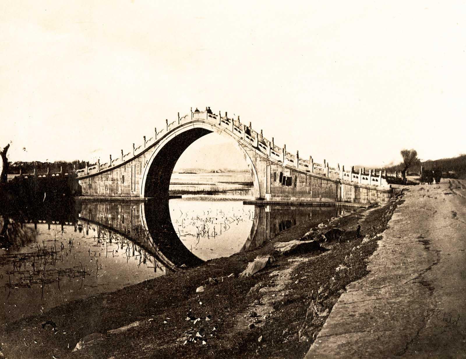 Une vue rare de la Chine de la dernière dynastie, 1870-1880