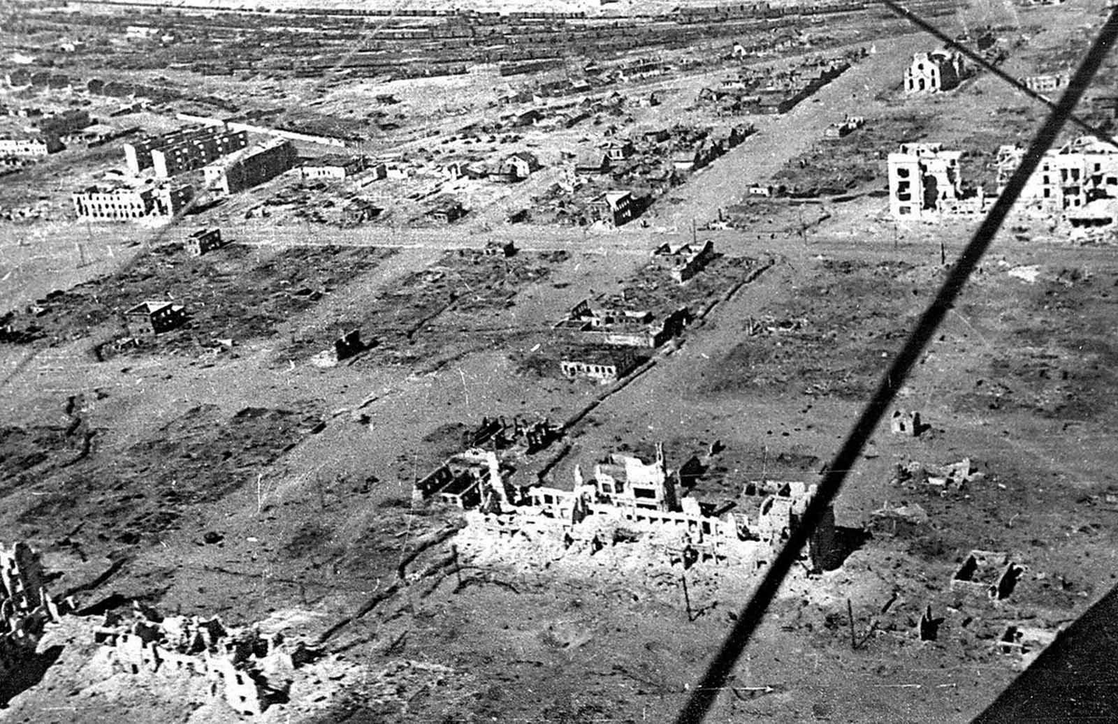 Les sanglantes batailles du Front de L'est, 1942-1943