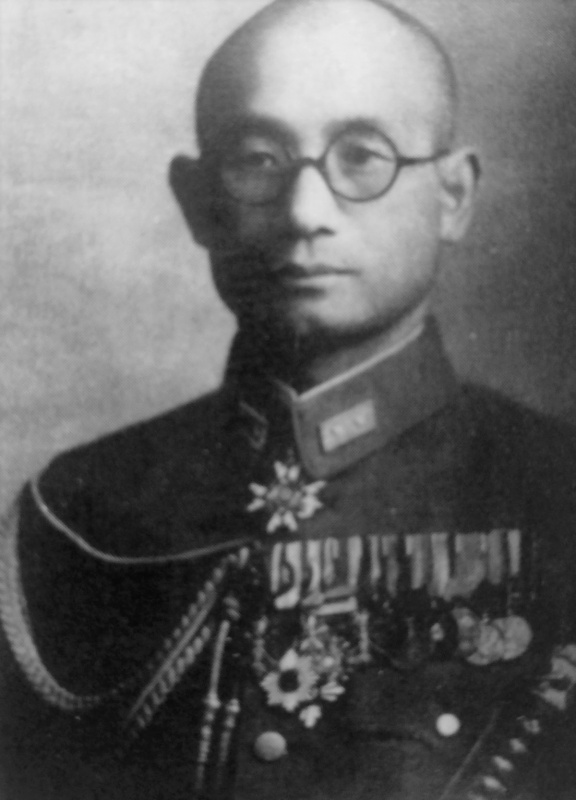 Le lieutenant-colonel de l'état-major japonais императороской de l'armée Tsuji Masanobu