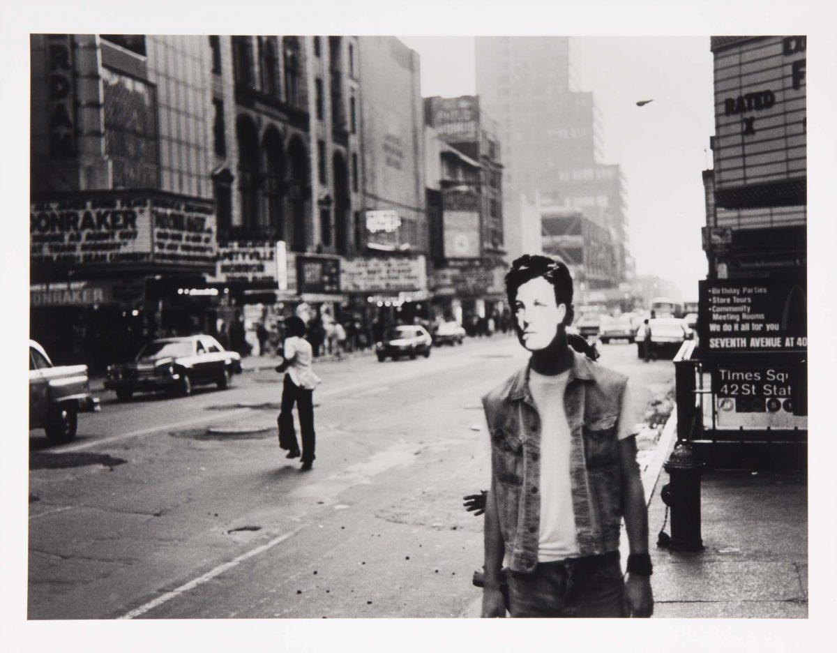 David Wojnarowicz : Arthur Rimbaud à New York (1978)