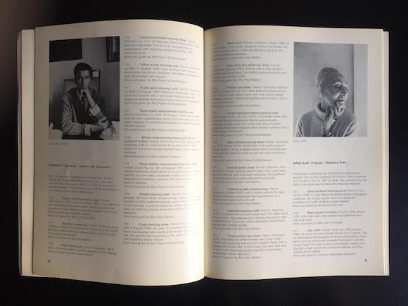 Mode: Une Anthologie – La Maîtrise de Cecil Beaton et Vern Lambert en 1971