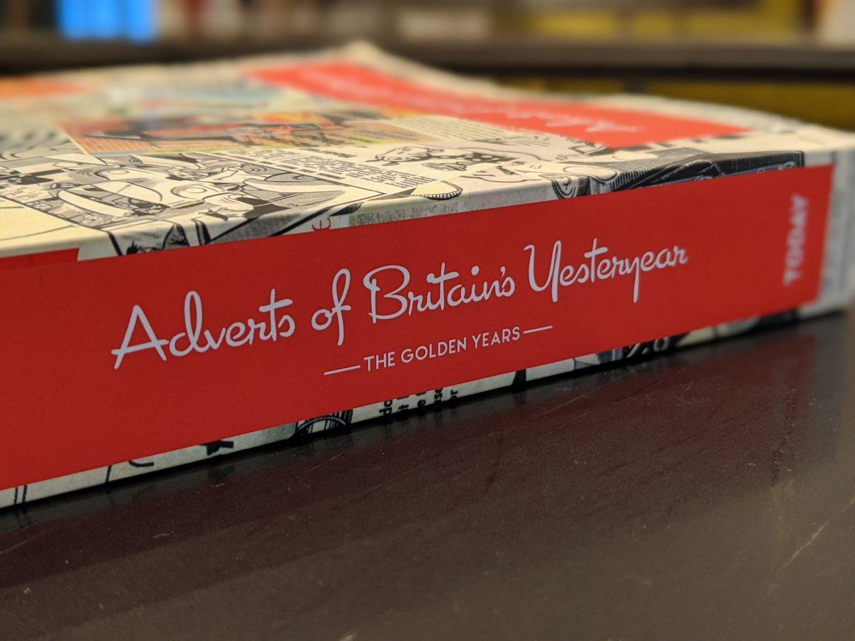 """'Annonces de la grande-Bretagne d'Antan """" – Les années 1950"""