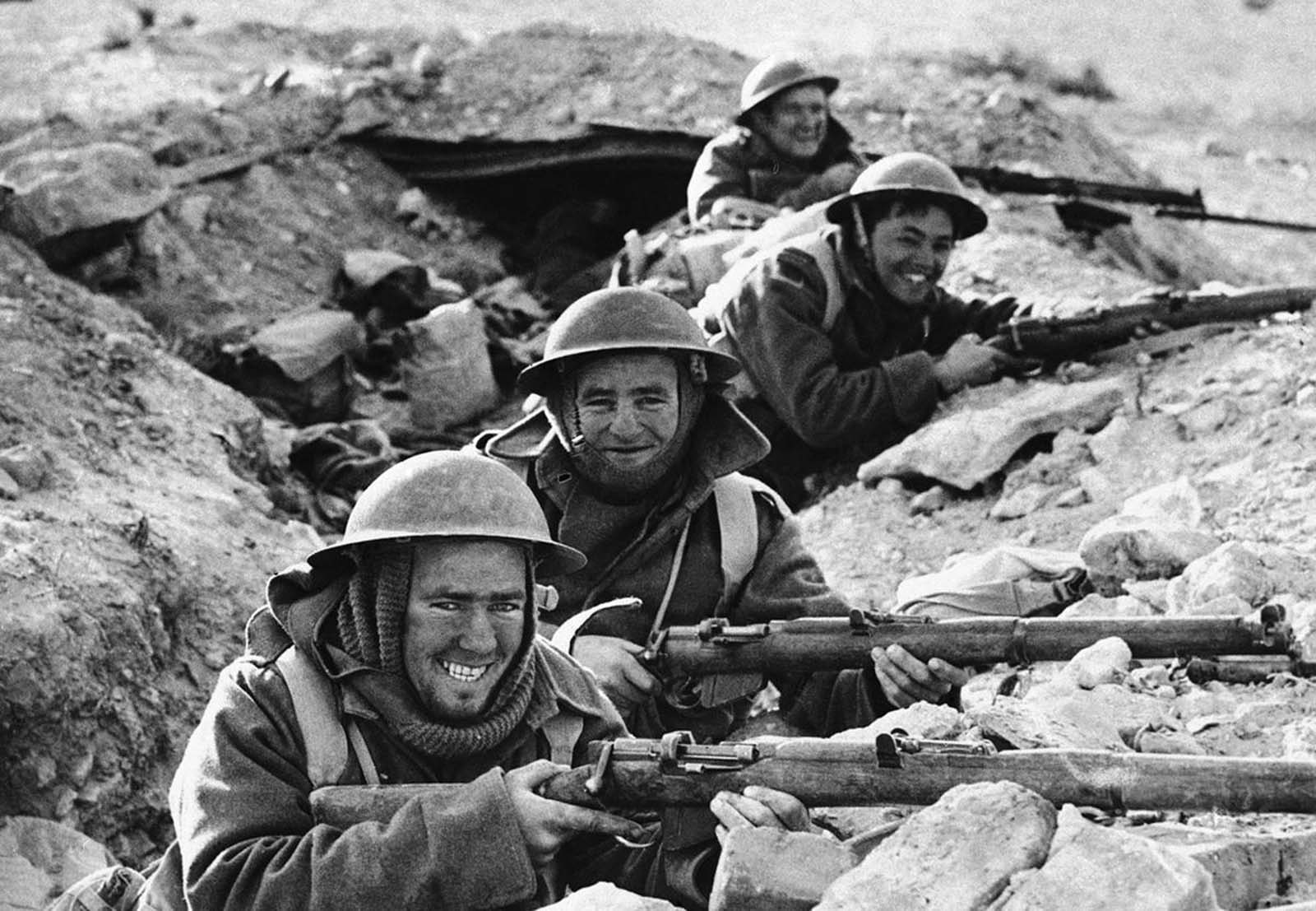 La seconde Guerre mondiale: La guerre sanglante se propage partout dans le monde, en 1940-1941