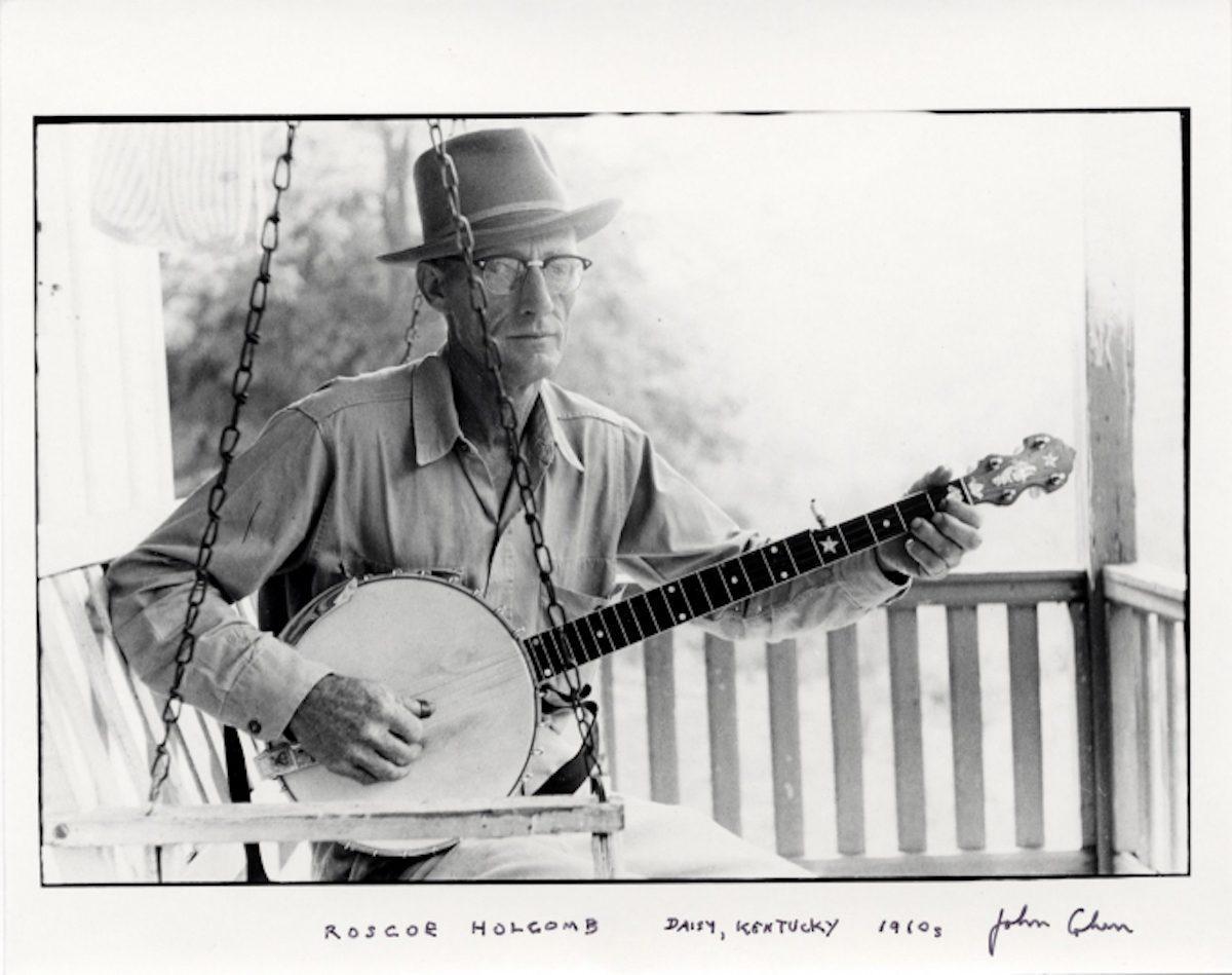 Portraits de John Cohen de chanteurs folk des Appalaches (et Bob Dylan) du début des années 1960