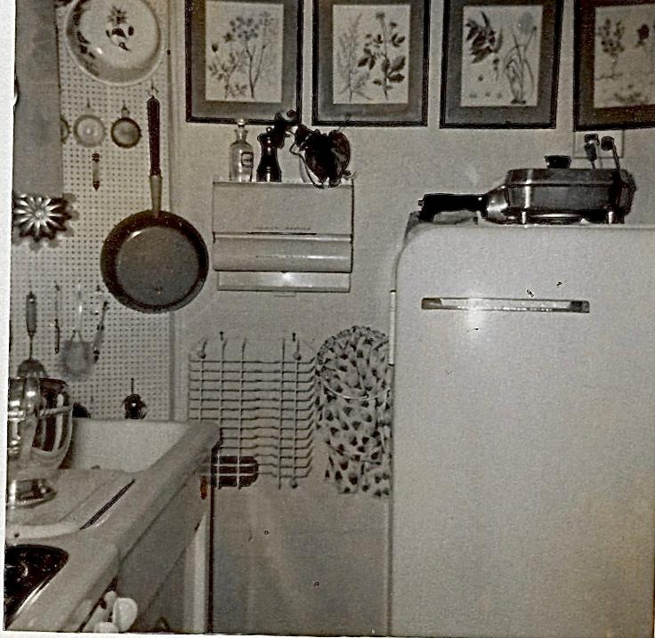 La fille dans la peinture Cosmo - Une histoire d'amour des années 1950 à New York