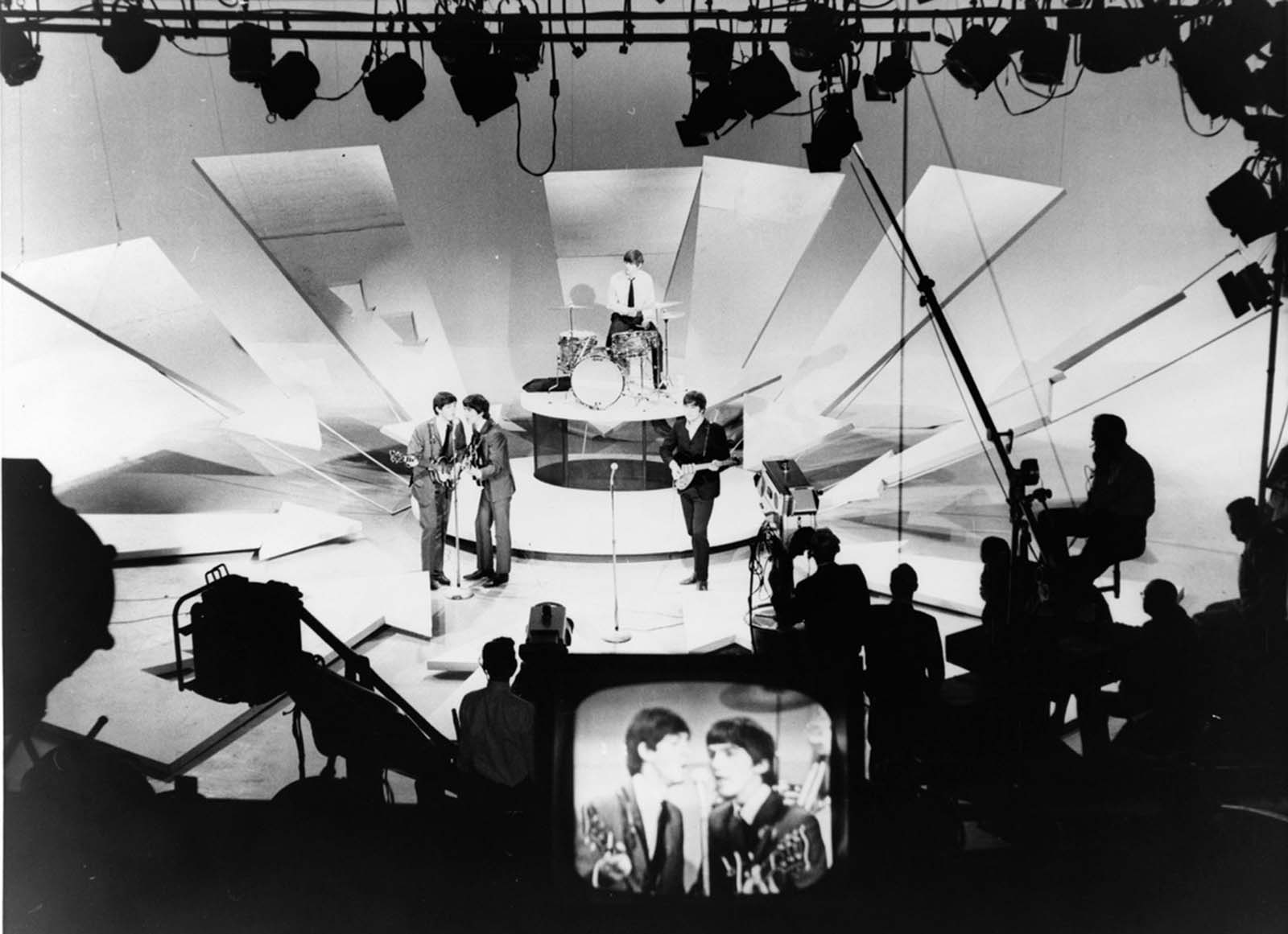 L'histoire visuelle de la Beatlemania en images rares, 1964