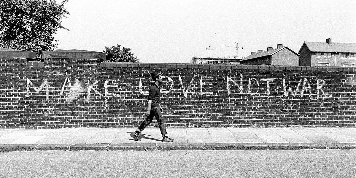 L'East End de Londres dans les années 1960 par Steve Lewis