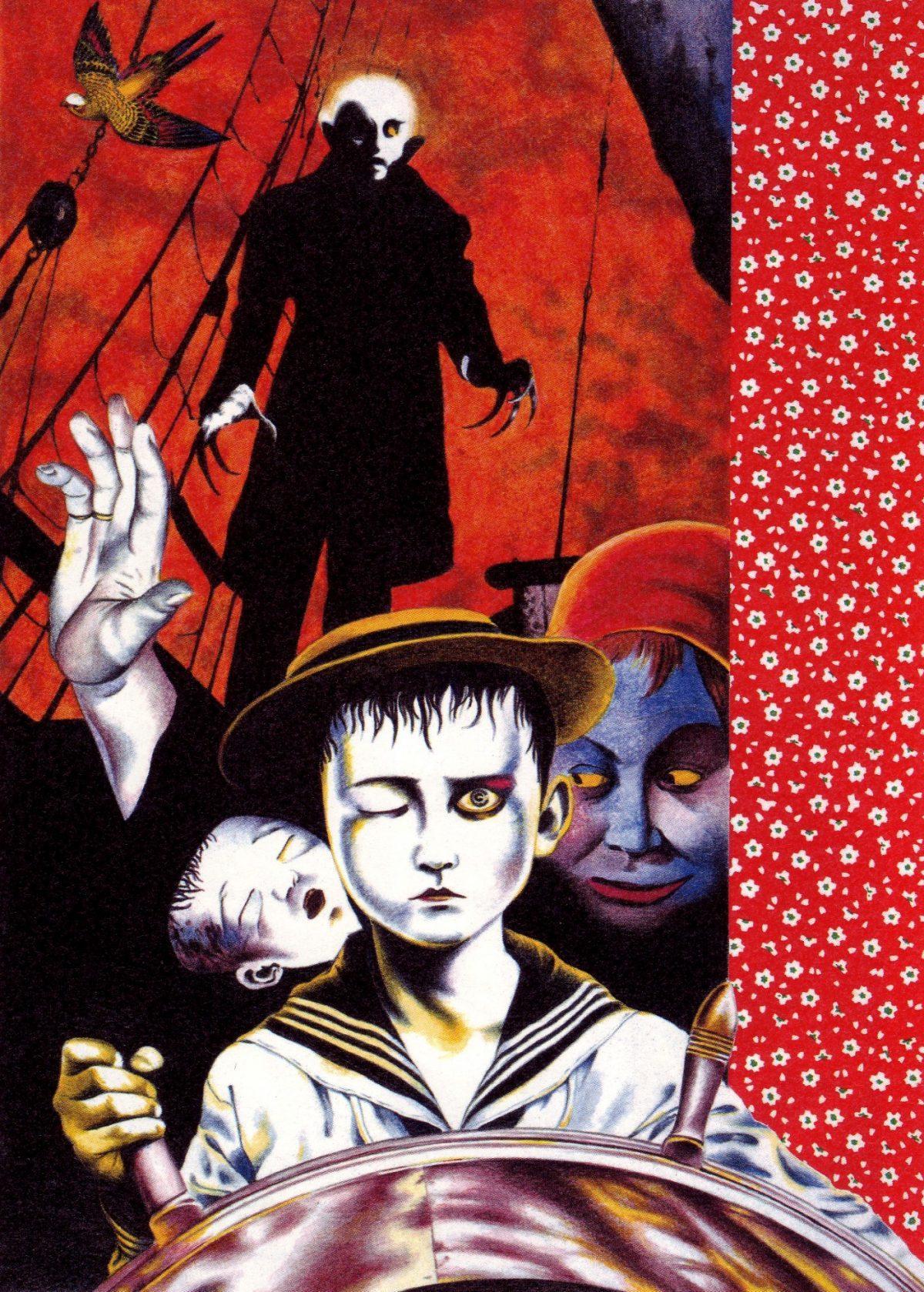 Blink: L'horreur léchant le globe oculaire de Suehiro Maruo et Strange Other Obsessions (NSFW)