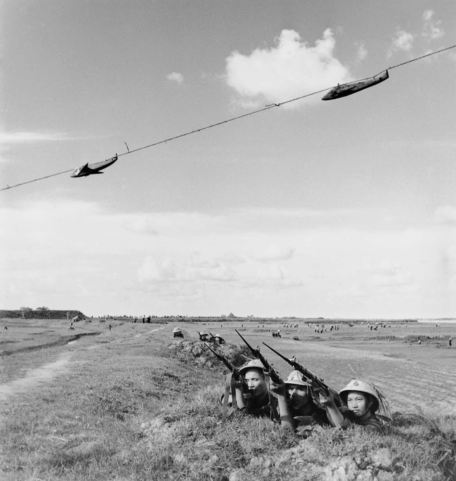 Images rares de la guerre du Vietnam du côté des vainqueurs, 1965-1975