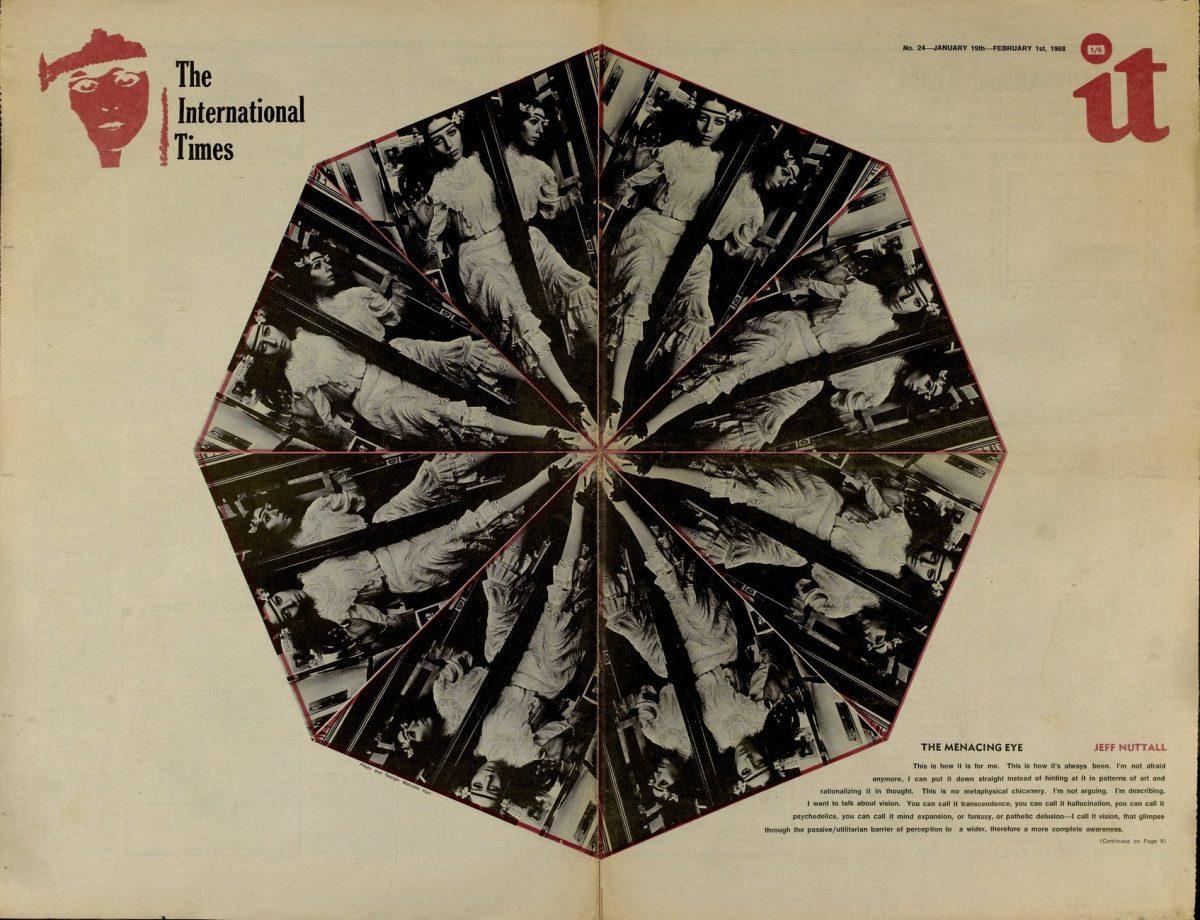 Comment le journal Underground original de Londres, `` International Times '', a combattu la presse directe