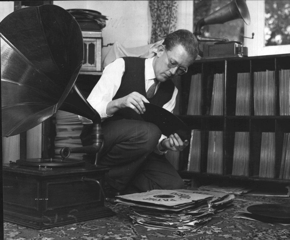 Bombs, Jazz And Junkers - La naissance de la collection de disques