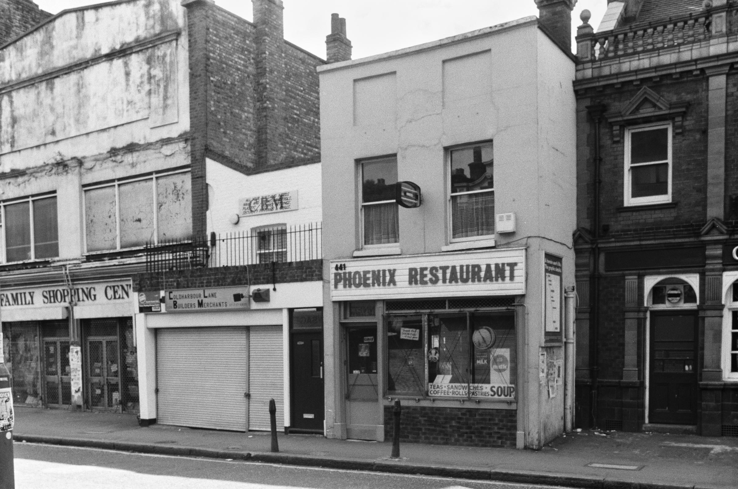 Une promenade autour de Brixton dans les années 1980