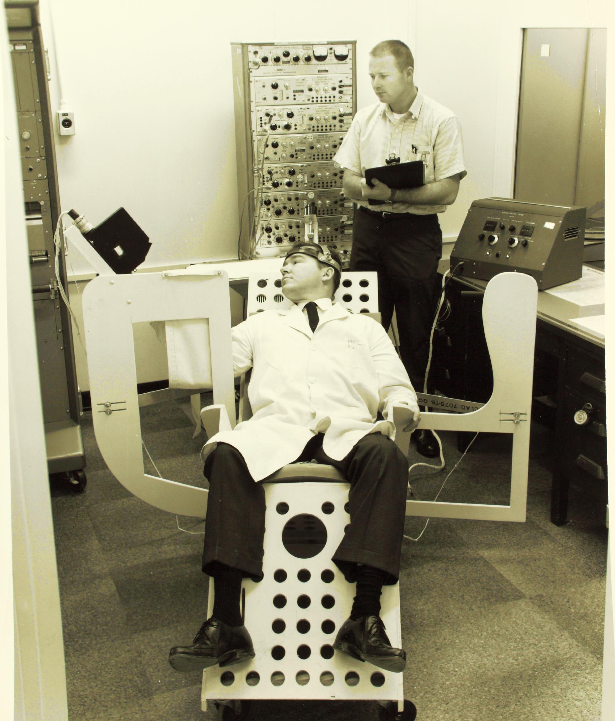 Les archives de la console de la navette spatiale: la joie d'un beau bouton