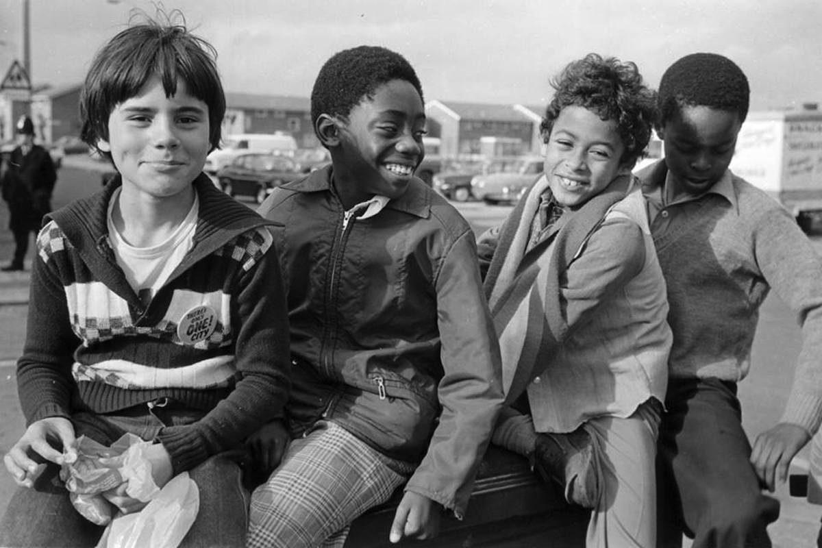 Cool Cats & Red Devils - Un record incroyable de fans de football britanniques dans les années 1970