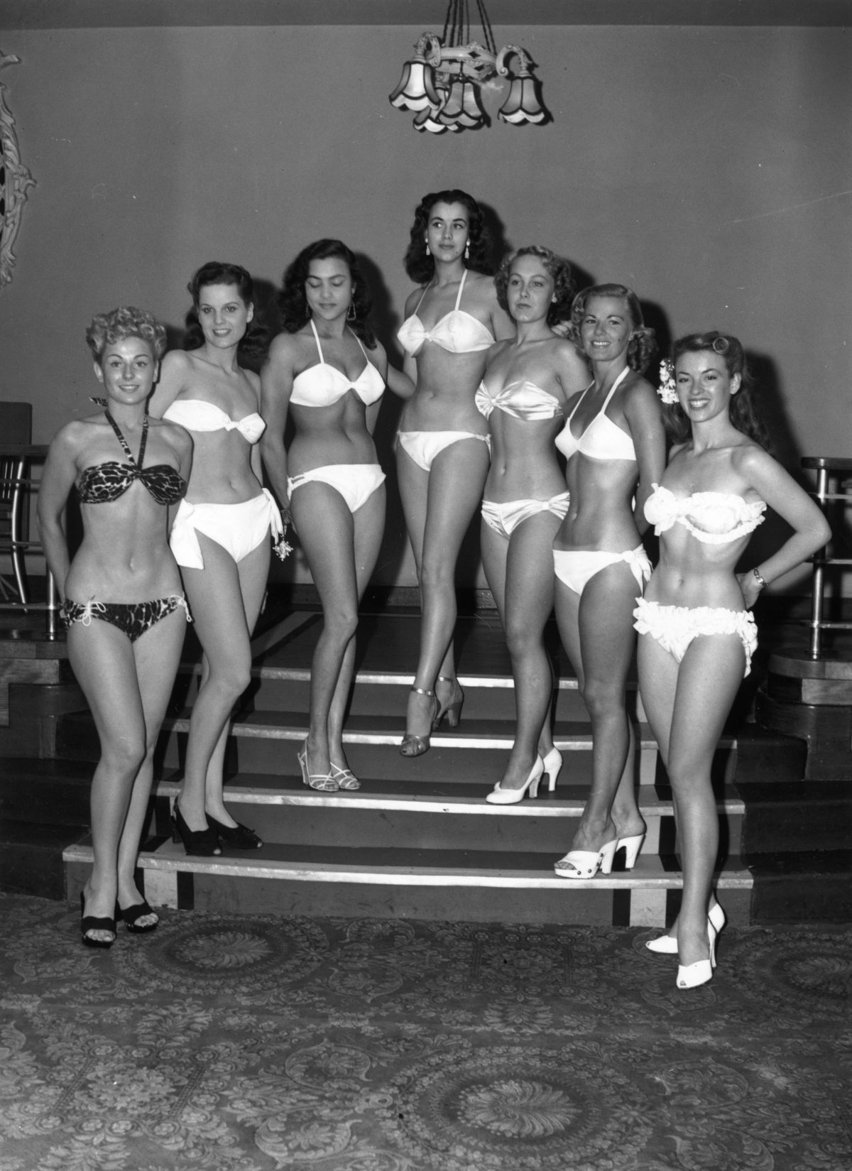 Eric Morley et le premier concours Miss Monde il y a soixante-dix ans